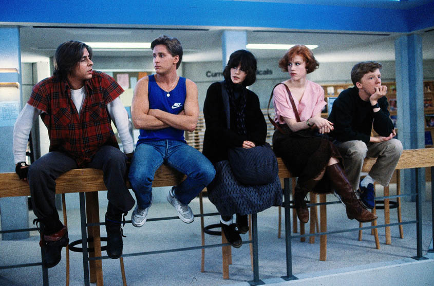the brain, the athlete, the basket case, the princess and the criminal